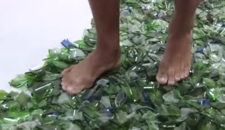 Brazilian club Portuguesa takes drastic action to end poor form with hypnosis and walking on glass