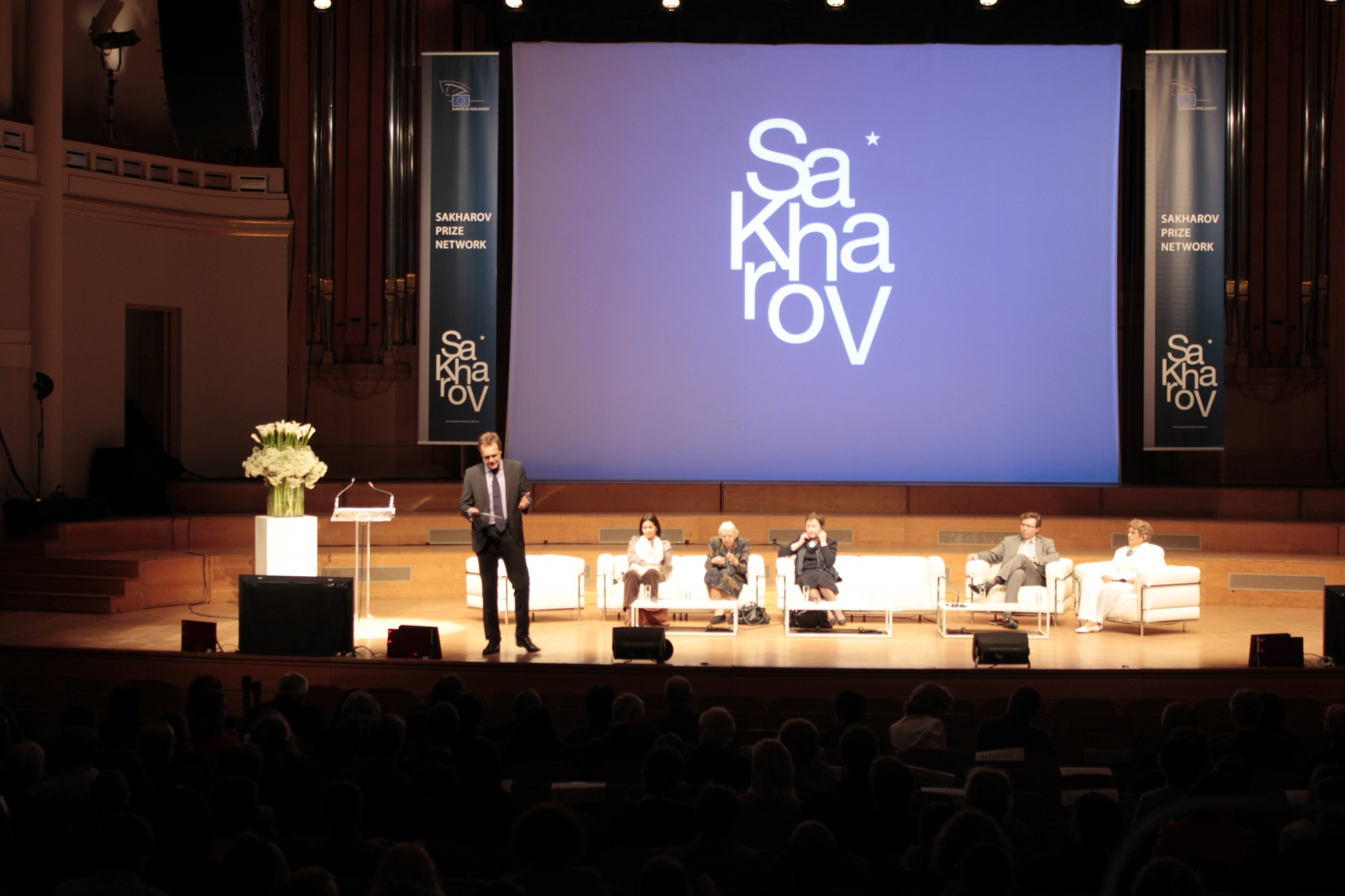 Three Finalists Announced for Sakharov Prize
