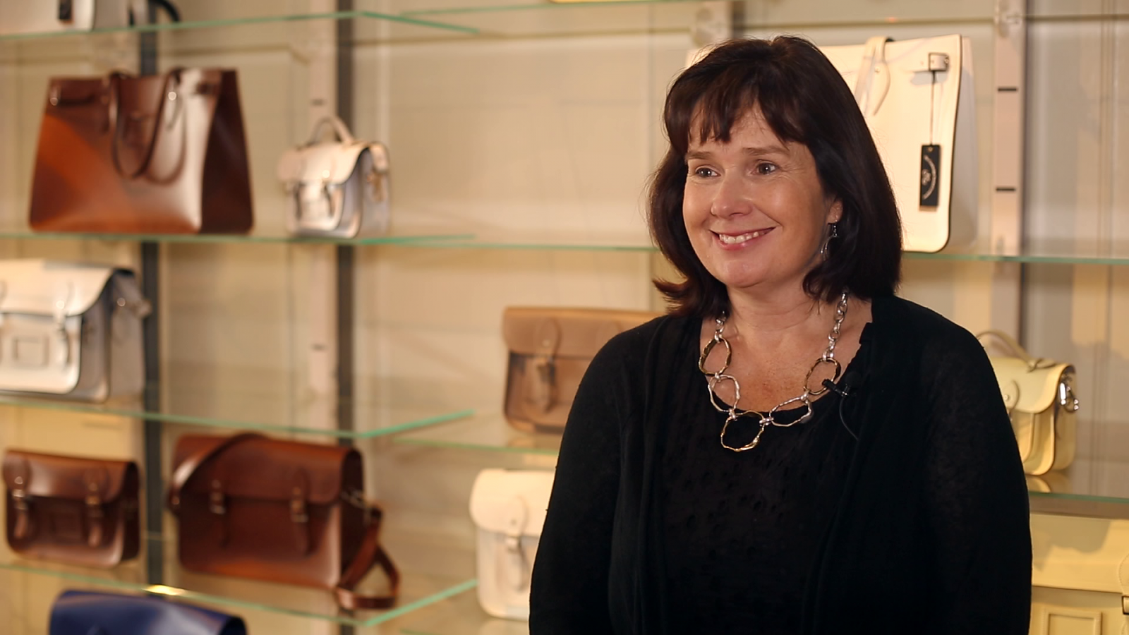 Cambridge Satchel Company Founder: Strict Accounting is Just as Important as Creativity