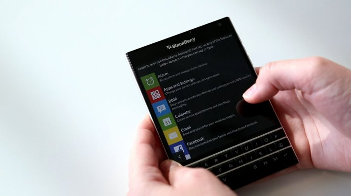 BlackBerry Passport: What do Business Users Make of BlackBerry's New Flagship?