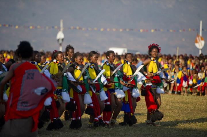 Swaziland girls HIV