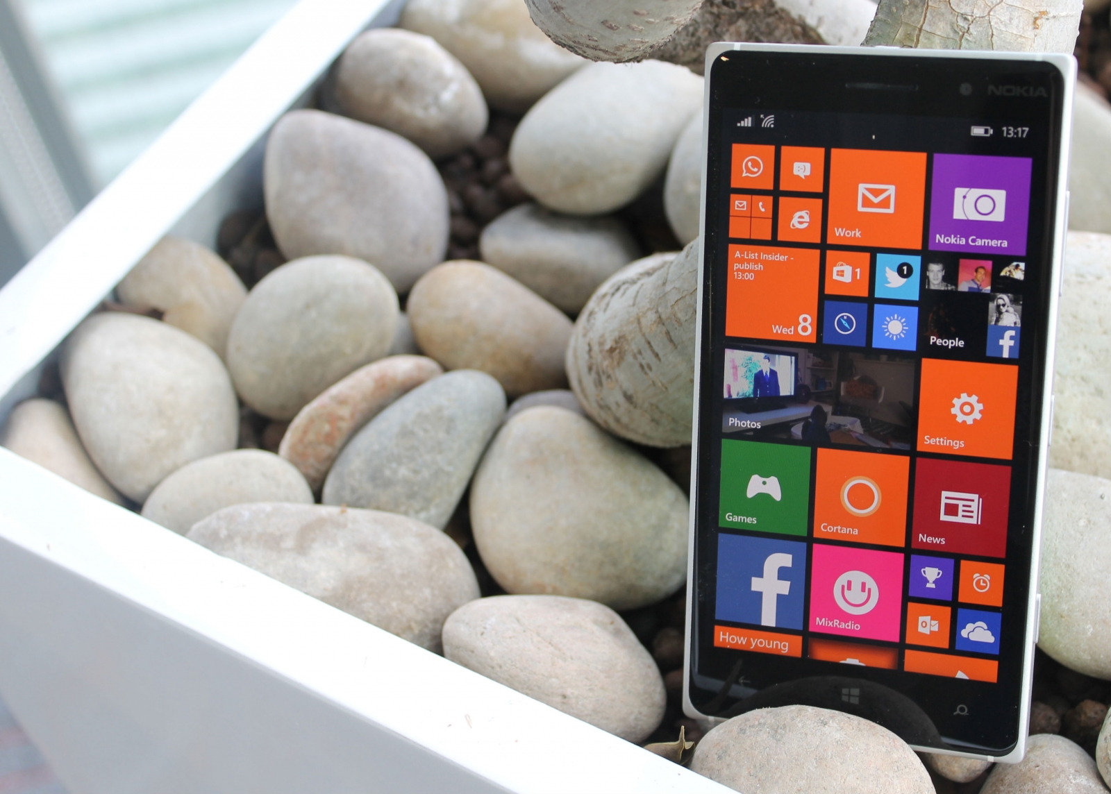 Nokia Lumia 830 Review