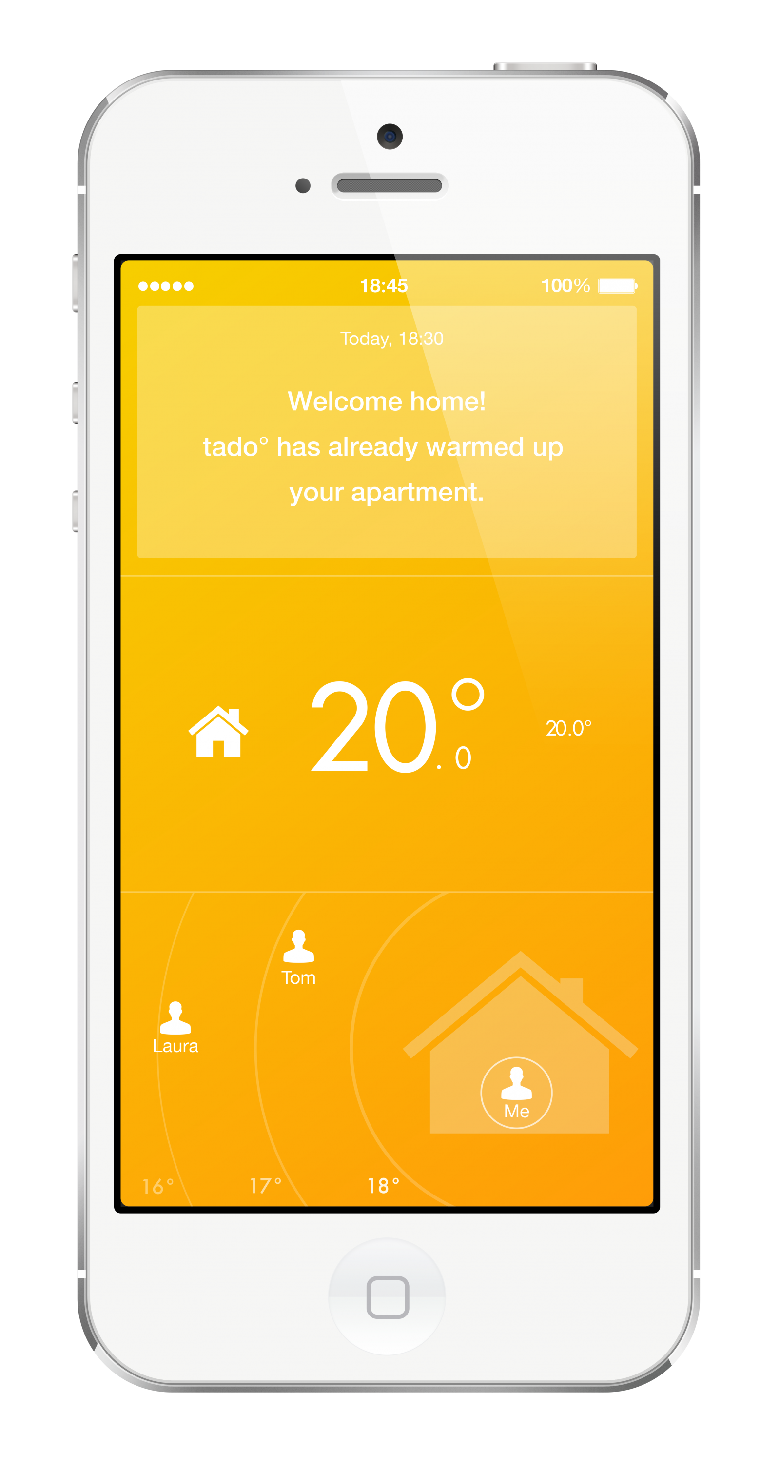 tado launches privacy conscious smart thermostat. Black Bedroom Furniture Sets. Home Design Ideas