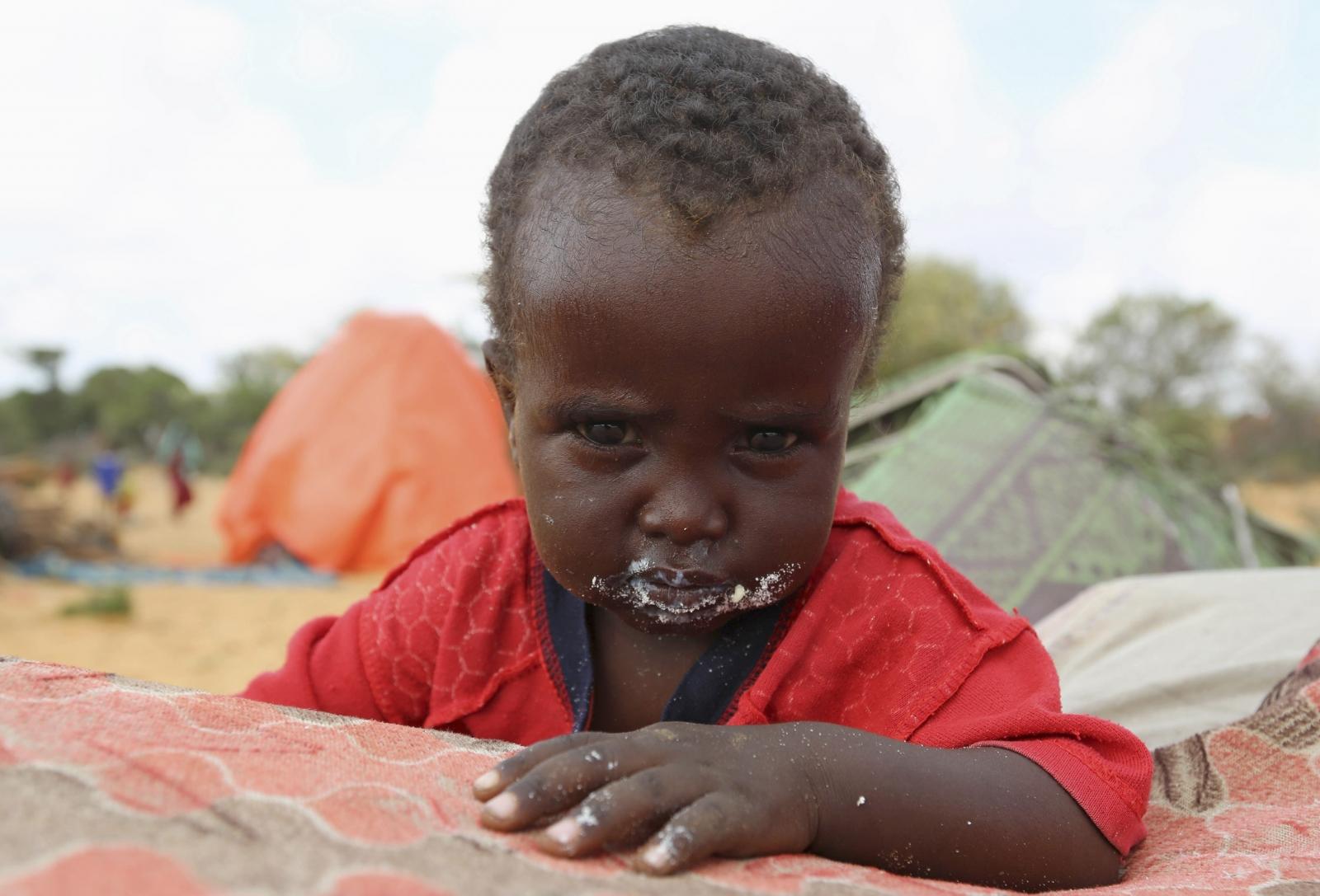 Somalian poverty