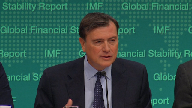 IMF Warns Shadow Banks could Compromise Global Economic Security