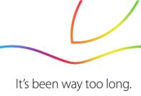 Apple invite October