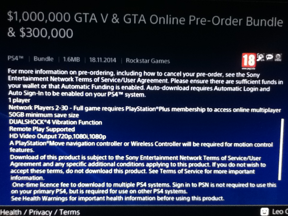 GTA 5 Online Next-Gen: Rare Unlocked DLCs and Secret GTA$300,000 Money Bonus on PS4 Pre-orders