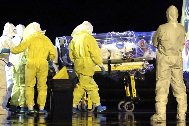 UK to Send Troops, Aircraft and Ship to Tackle Ebola in Sierra Leone