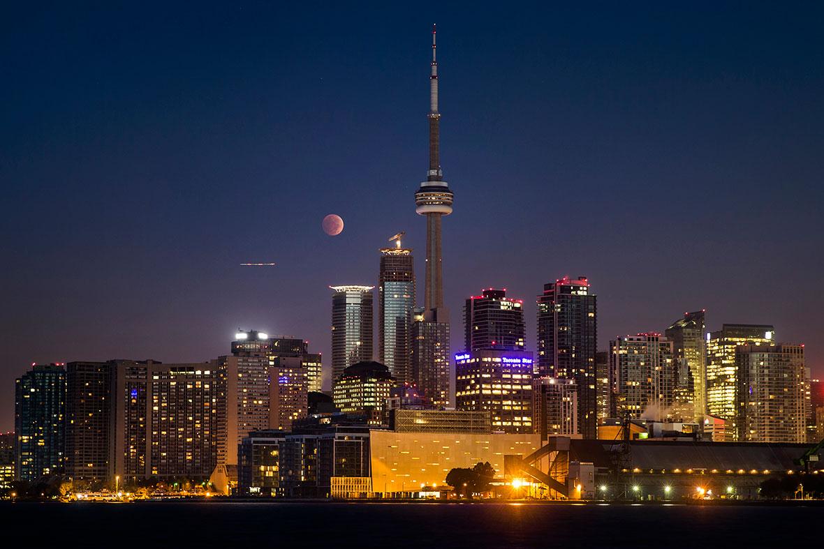 blood moon tonight auckland - photo #34