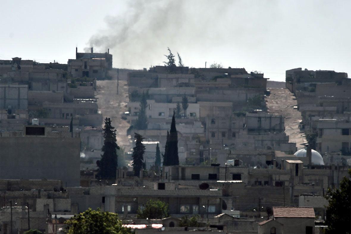 Kobani after