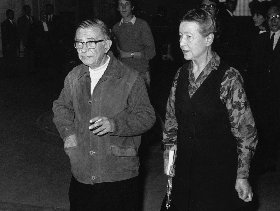 Sartre and Beauvoir
