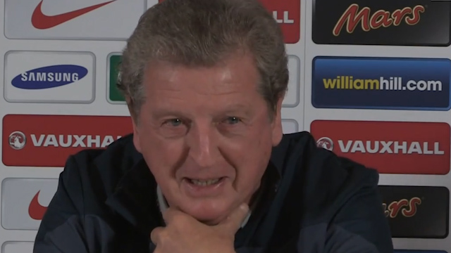 Roy Hodgson: I can Understand Wayne Rooney Fine!