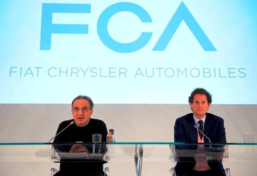 Fiat Chrysler Boss Sergio Marchionne