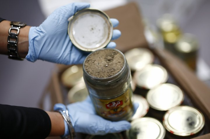 Heroin: Germany's Record €50M Haul Found Hidden amid Pickled Cucumbers and Garlic