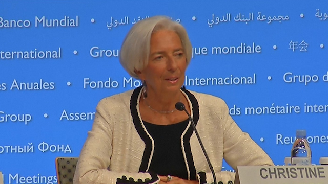 IMF Urges Countries to Take Growth Seriously