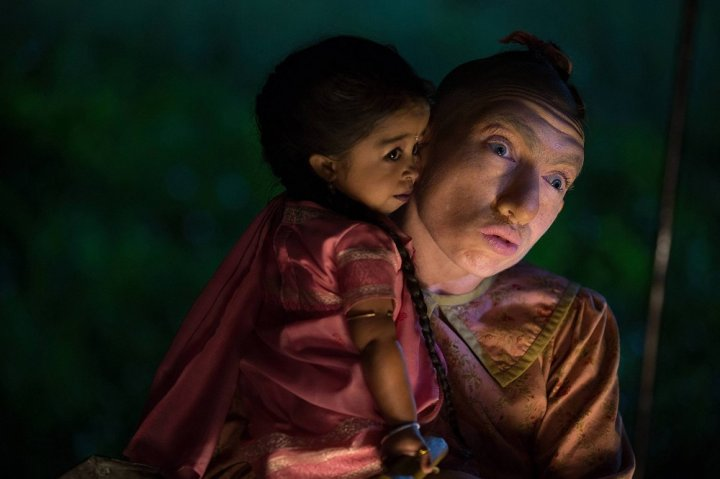 Jyoti Agme, the smallest woman in the world, has joined the cast of American Horror Story: Freak Show