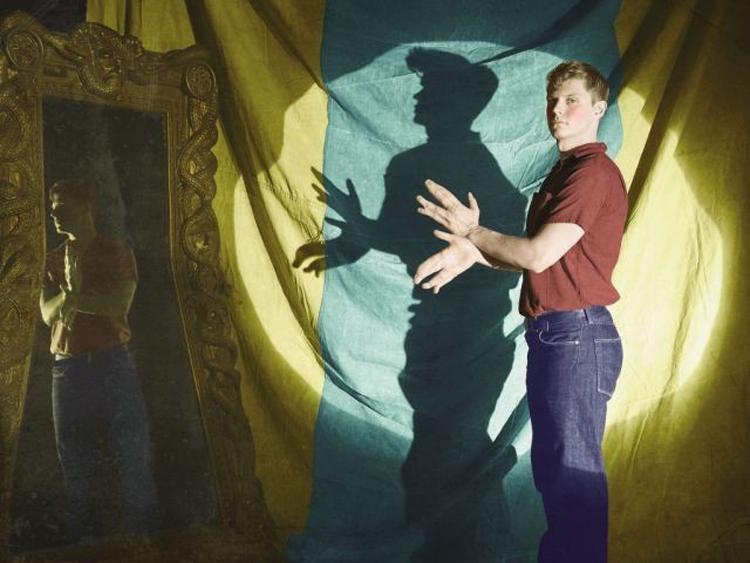 American Horror Story: Freak Show - Lobster Boy, played by Jimmy Darling