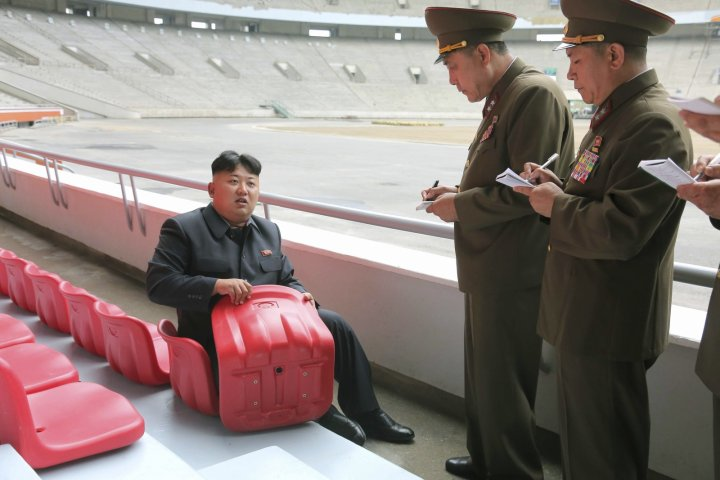 North Korea's Kim Jong-un and Coup