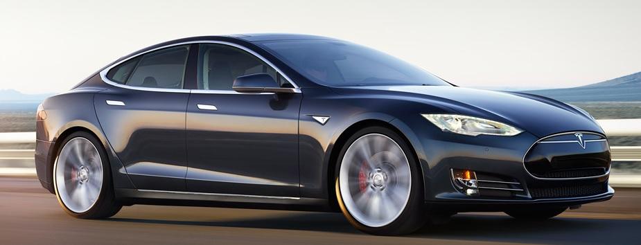 Tesla D Model S