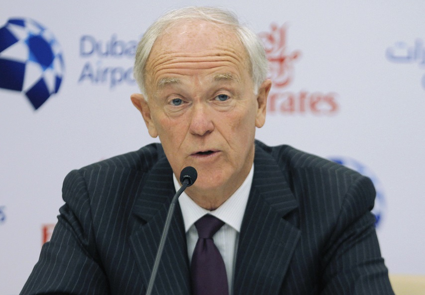 Emirates chief Tim is