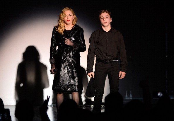 Madonna and Rocco Ritchie