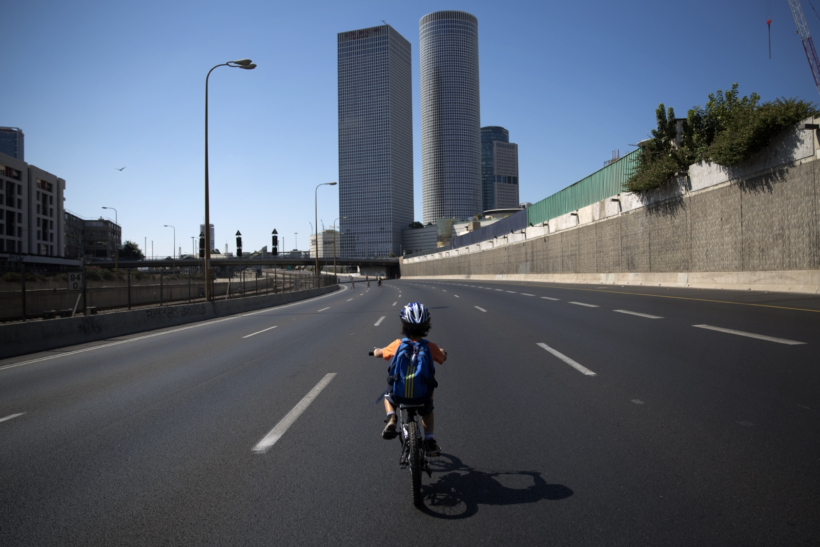 Inside Israel: War-Weary Tourists Stay Away After Gaza Fighting