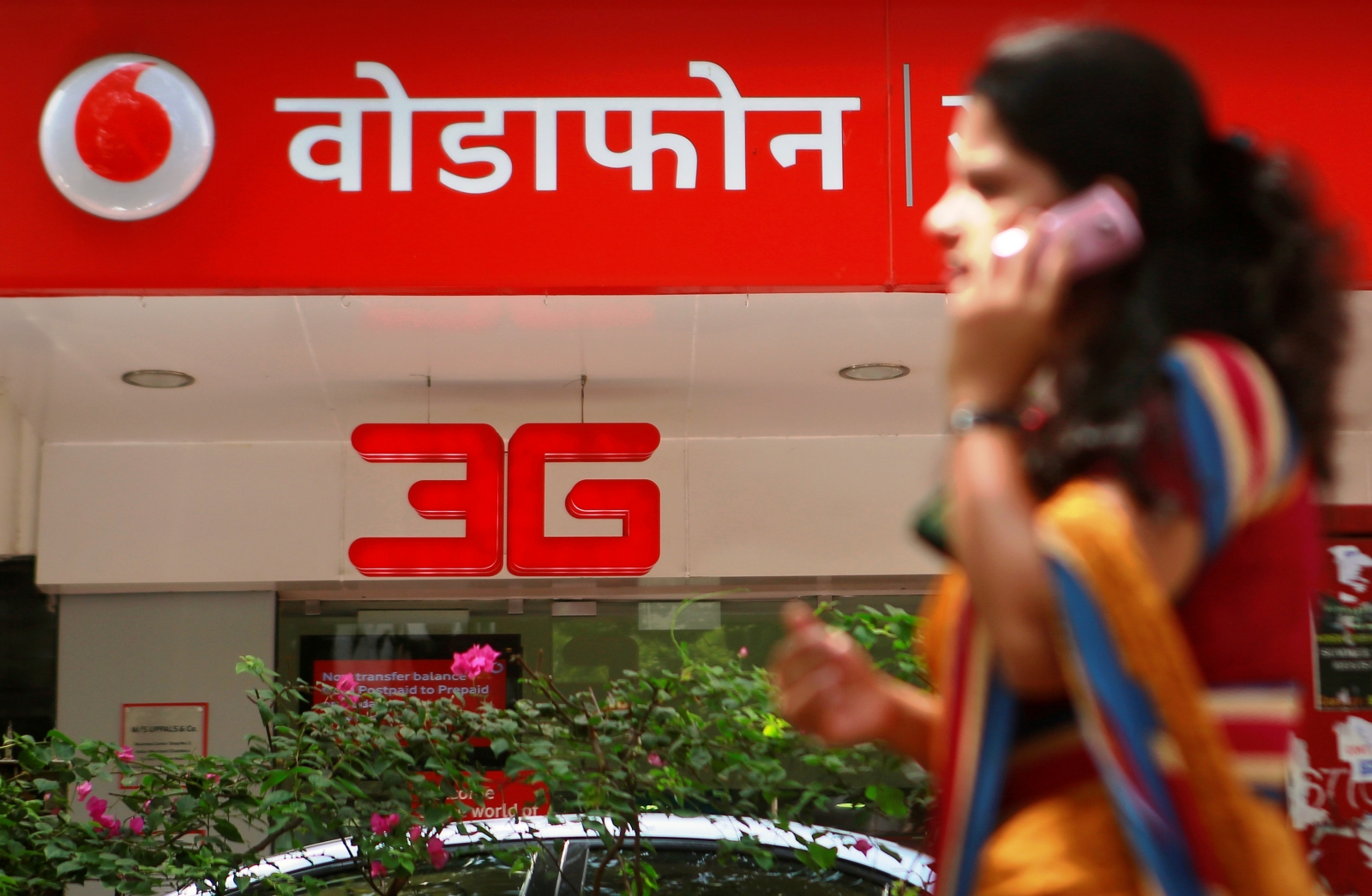 Vodafone Prevails in $490m Indian Tax Dispute