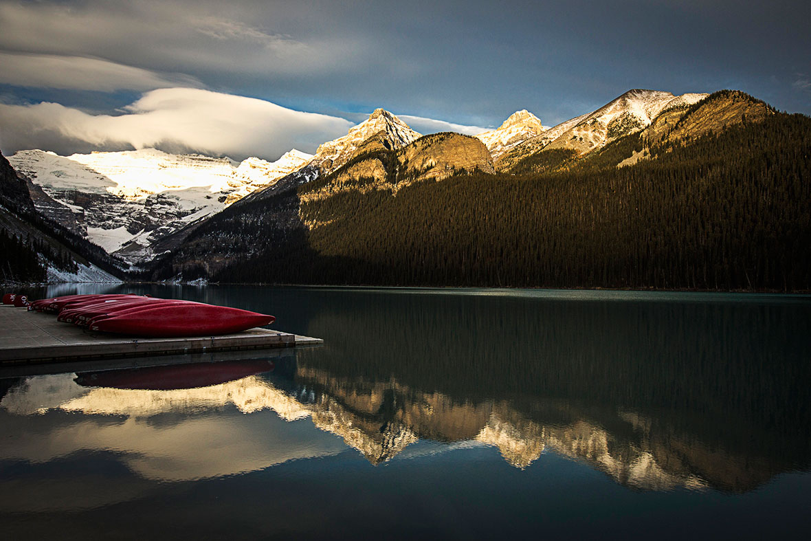 Lake Louise at Banff National Park