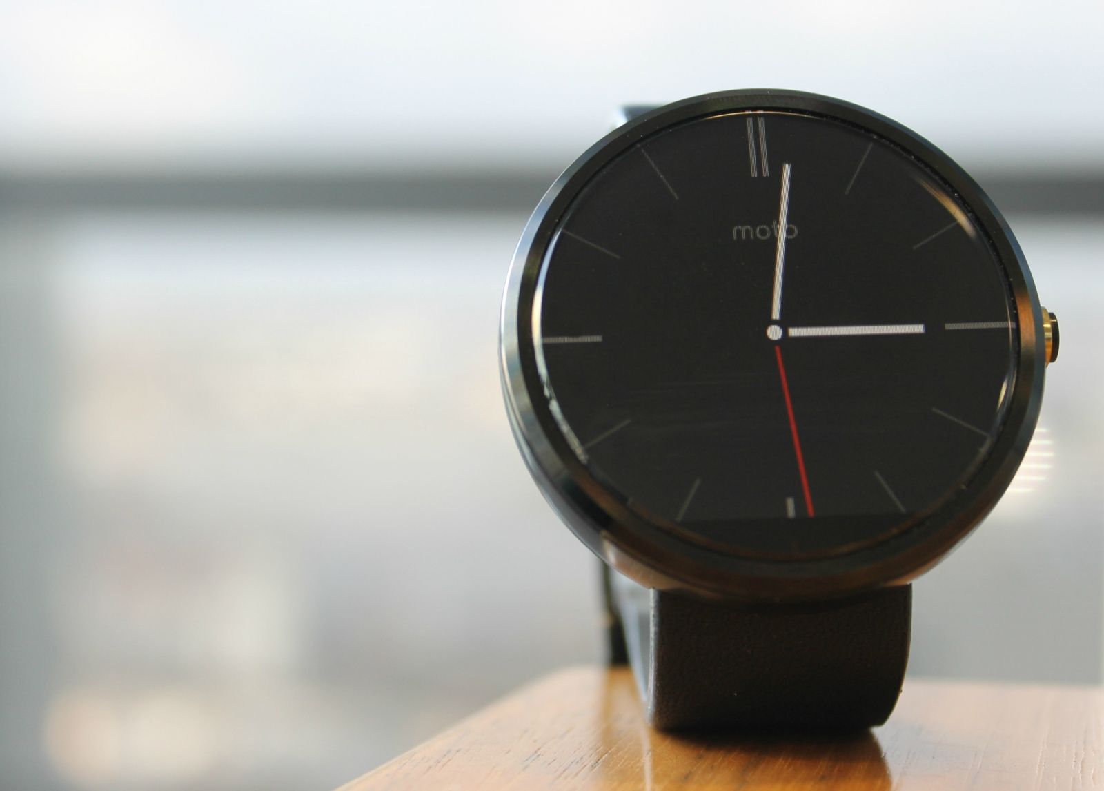 Best Smartwatches 2014 - Motorola Moto 360