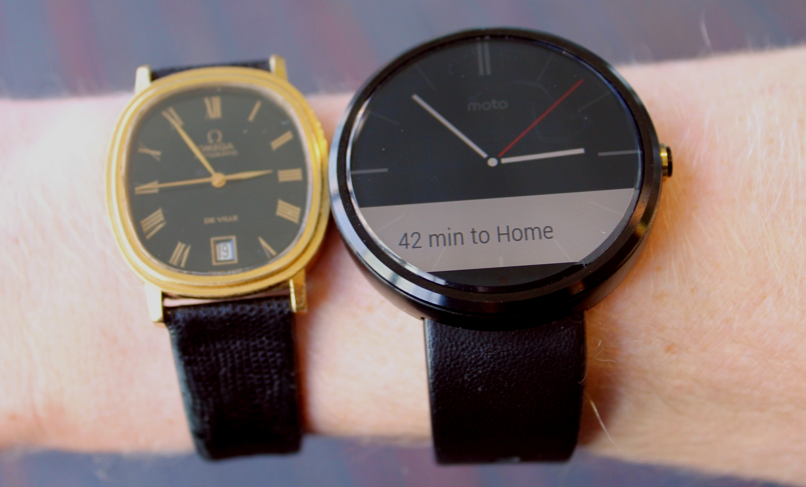 New Update to Motorola Moto 360 Smartwatch brings New Watch Faces, Along With Health, Fitness Monitoring Functionality: Check out Now