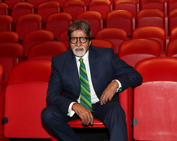 Amitabh Bachchan turned 72 on 11 October.