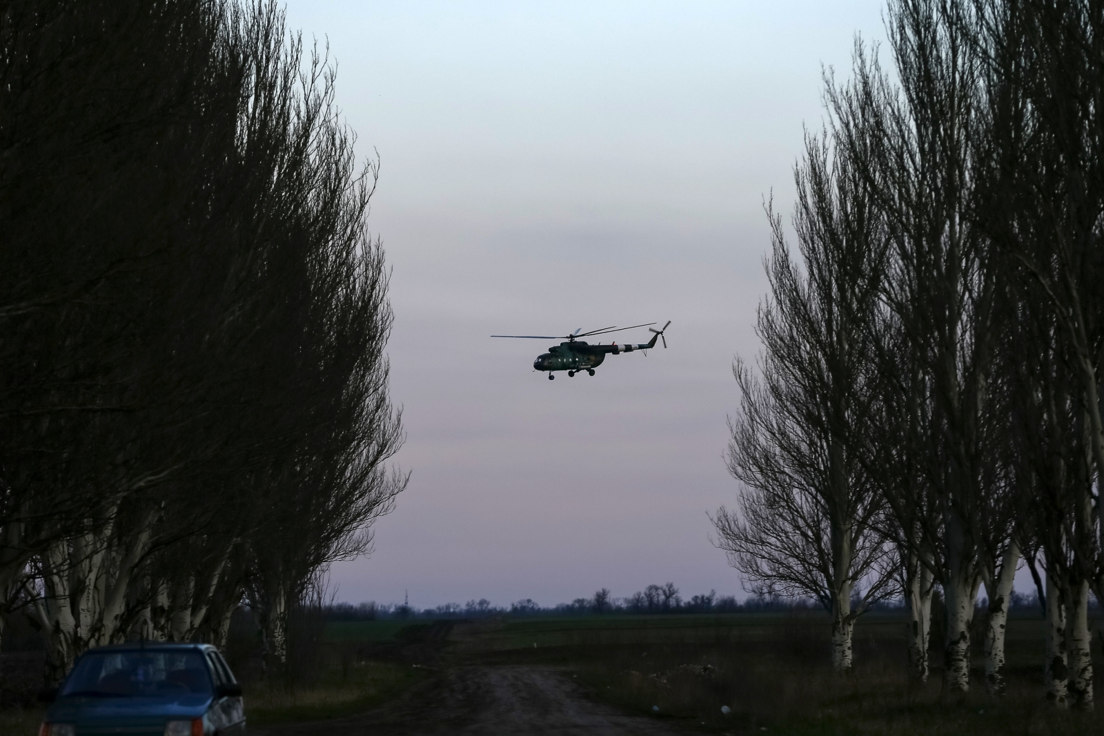 Helicopter goes missing in Russia