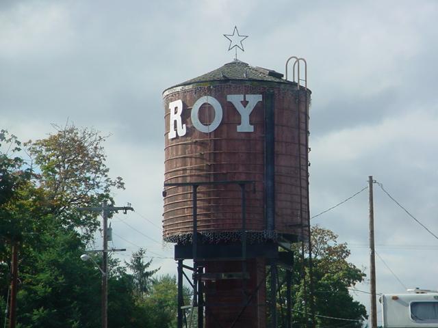 Roy, Washington. (WikiCommons)