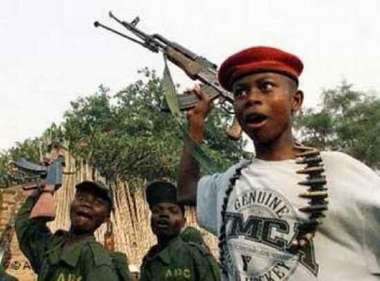 4. Democratic Republic of The Congo