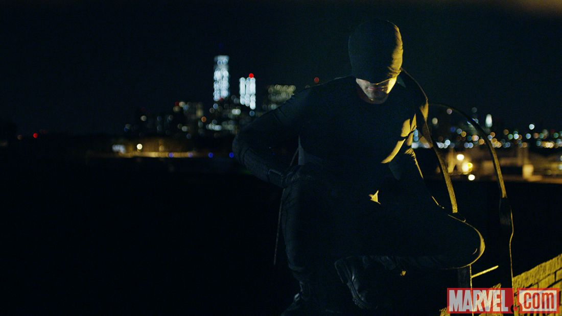 Daredevil first look