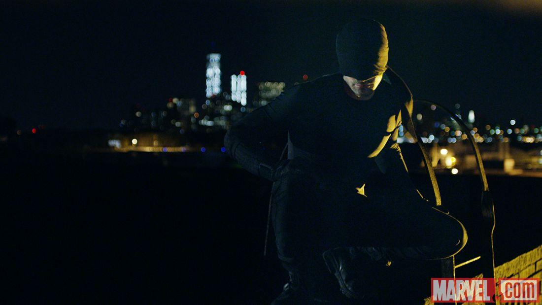 Daredevil first look