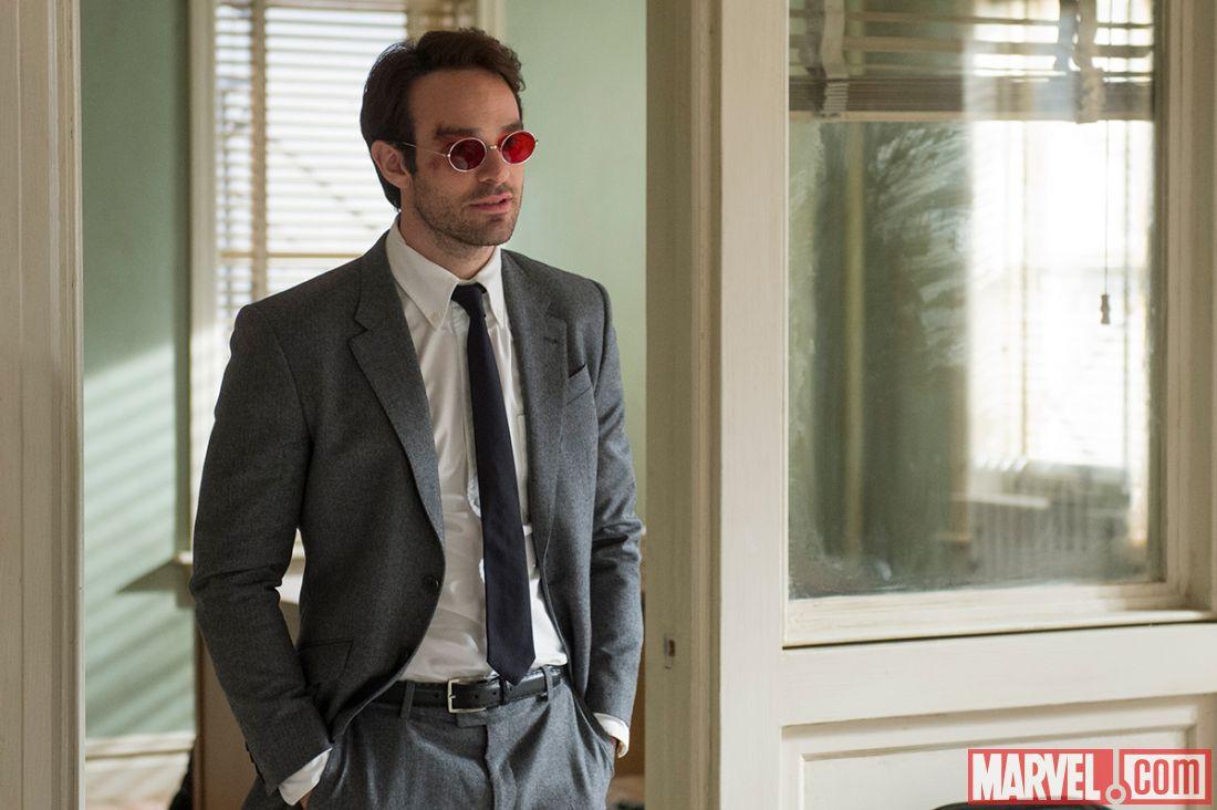 Charlie Cox stars as Matt Murdock