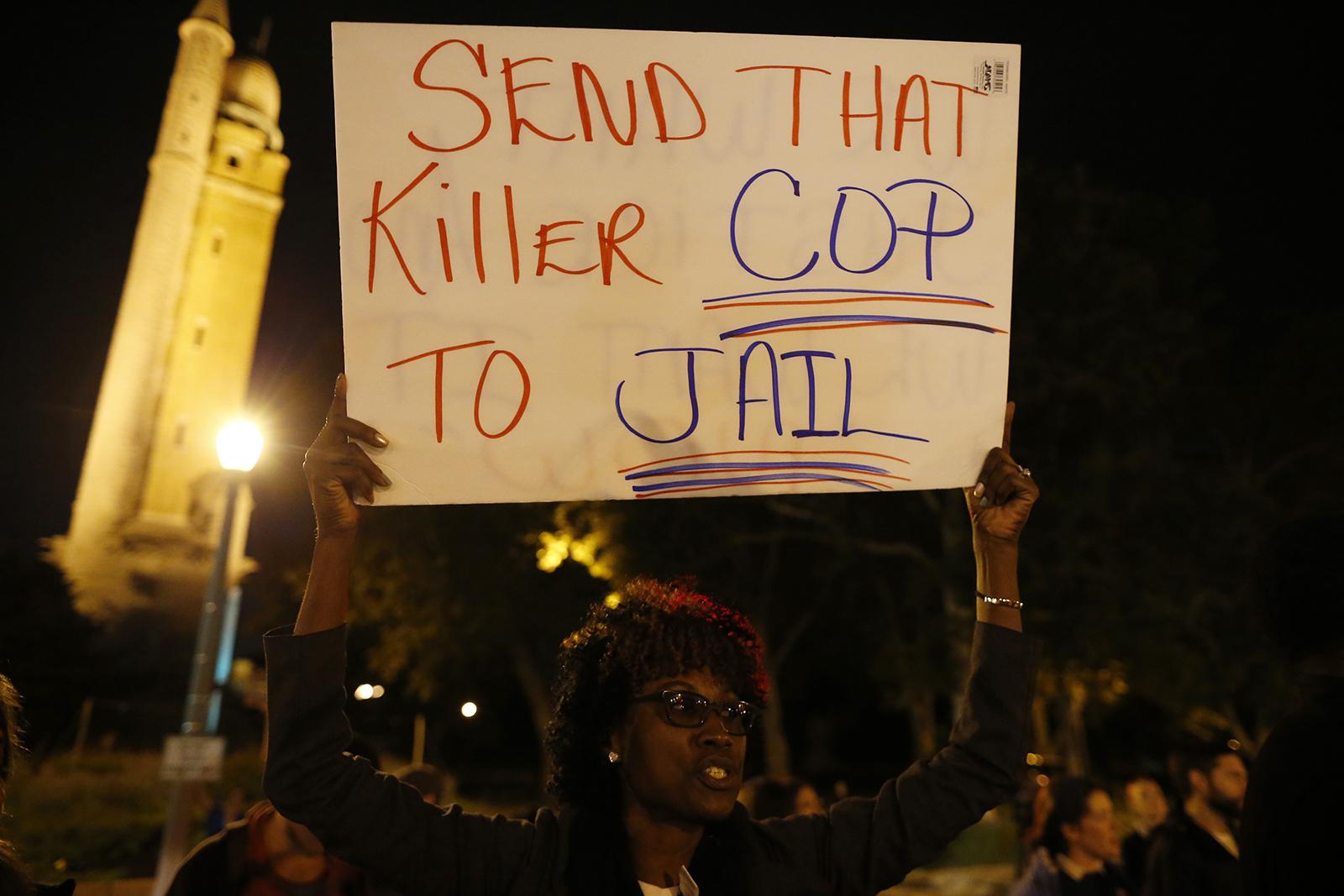 Vonderrick Myers Shooting Protest 03