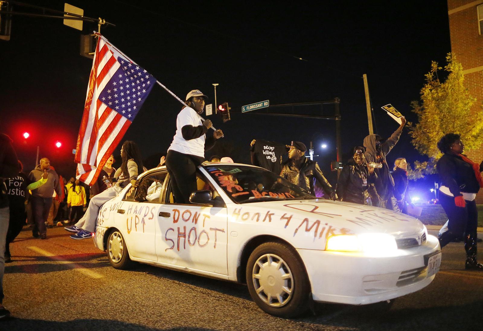 Vonderrick Myers Shooting Protest 06