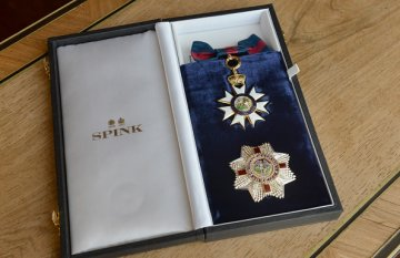Honorary Dame Grand Cross