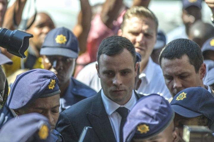 Could Oscar Pistorius beat the rap by escaping a jail term at trial sentencing?