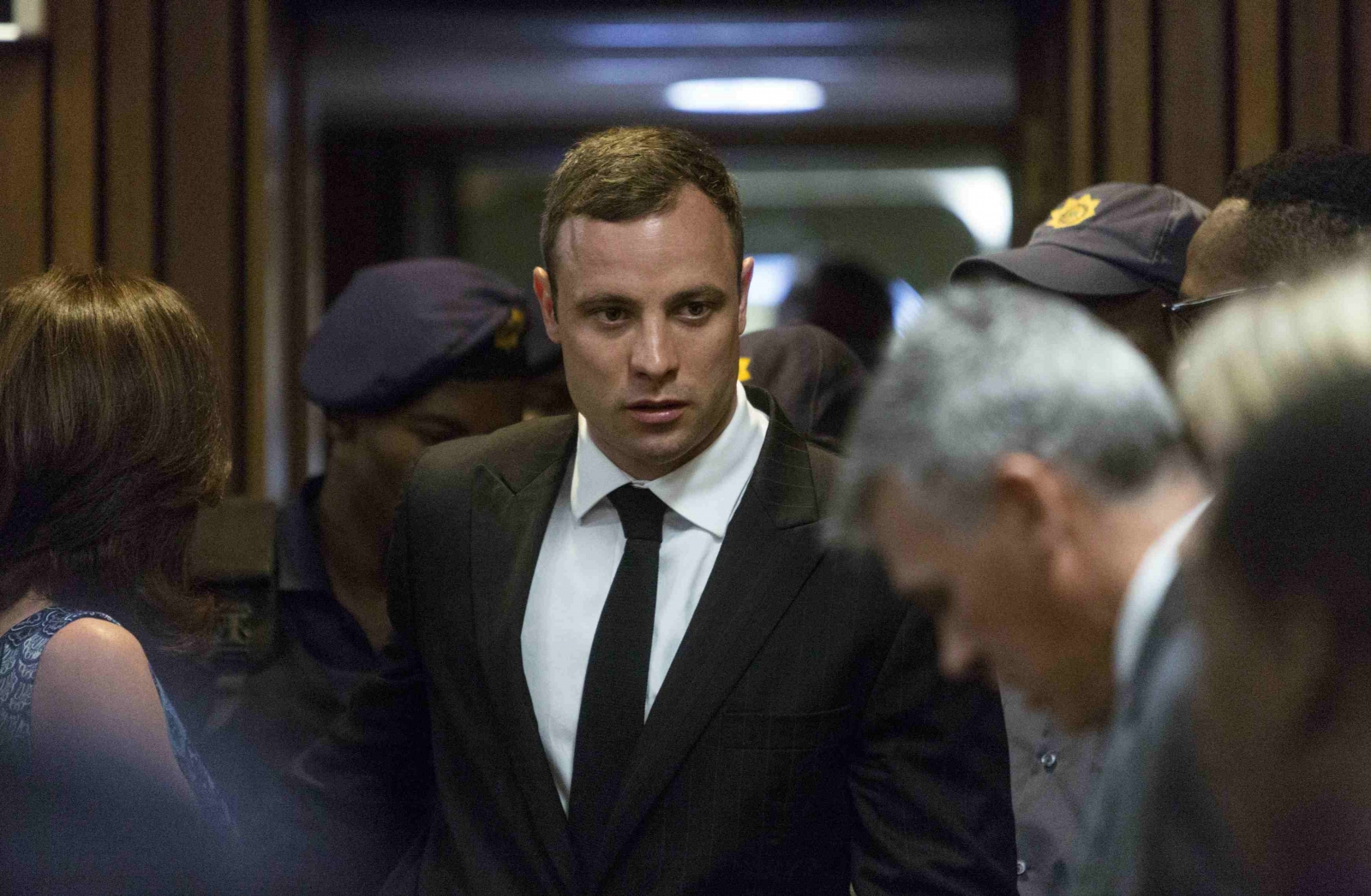 Oscar Pistorius Faces up to 15 Years in Prison at Sentencing