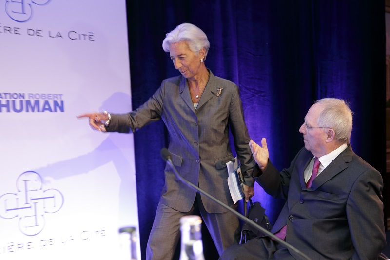 Lagarde Schauble