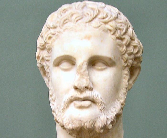 King Philip II of Macedonia