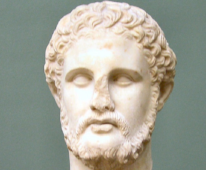 King Philip II of Macedonia