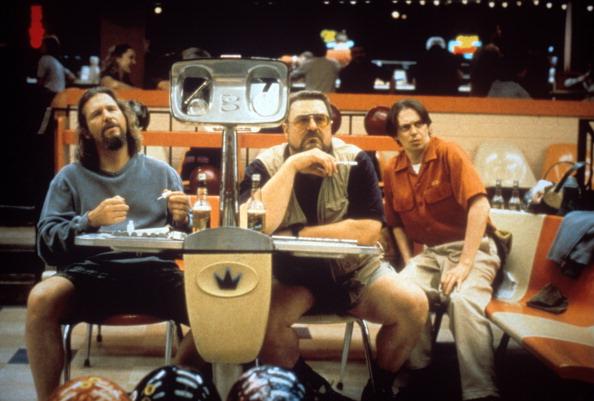 Jeff Bridges, John Goodman and Steve Buscemi