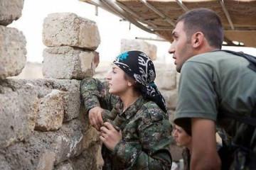Top Kurdish commander