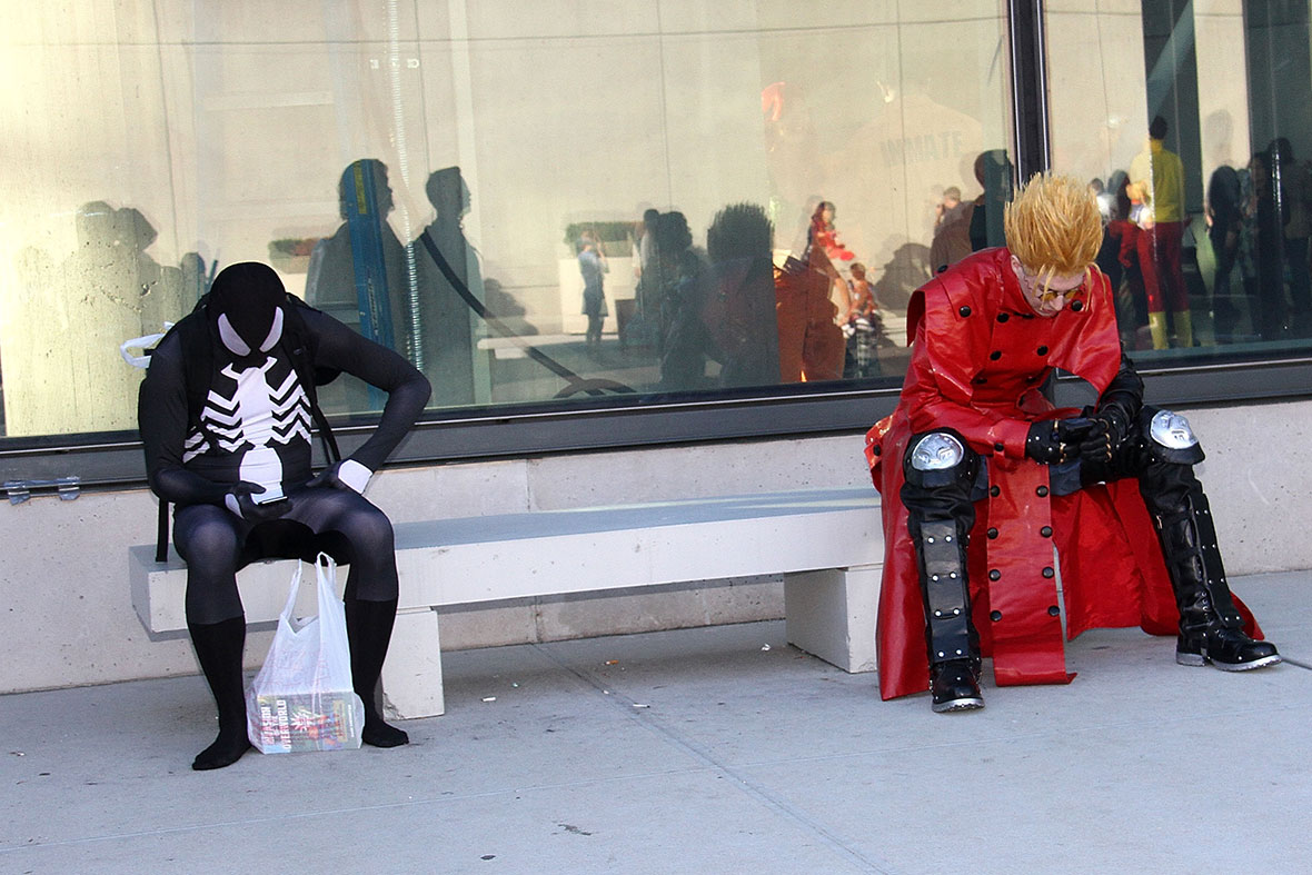 Comic Con New York