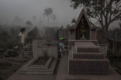 mount Sinabung