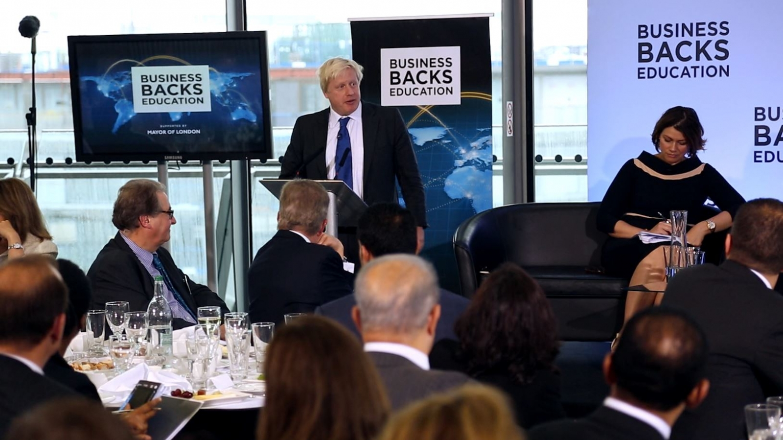 Boris Johnson: UK's Failure to Prepare Children for the World of Work is Criminal
